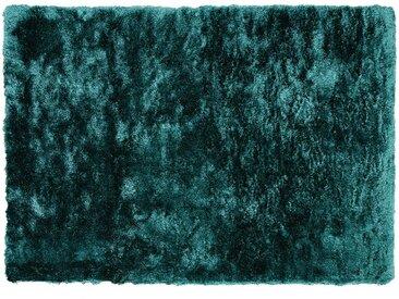 Tapis shaggy DOLCE - 160 x 230 cm - vert pinède