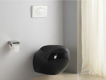 WC suspendu HURO - noir