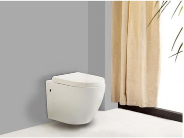 WC suspendu KENJI - blanc