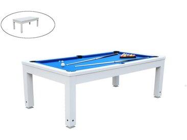 Table transformable - Billard SNOOKER - 207*114*79cm