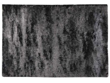 Tapis shaggy DOLCE anthracite - polyester - 140*200cm