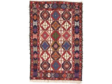 Tapis Kilim Soumak Shahsavan 198x132 Gris Foncé/Marron Foncé (Laine/Soie, Perse/Iran, Noué à la main)