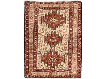 Tapis D'orient Kilim Soumak Shahsavan 148x104 Marron/Rose (Perse/Iran, Laine, Noué à la main)