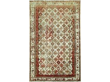 Tapis Vintage Royal 313x198 Beige/Olive Verte (Laine, Perse/Iran, Noué à la main)