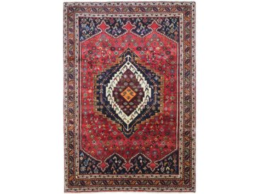 Tapis Ghashghai 298x205 Moderne/Design Marron Foncé/Violet (Noué à la main, Laine, Perse/Iran)