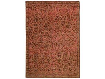 Tapis Vintage Royal 307x224 Marron/Orange (Laine, Perse/Iran, Noué à la main)