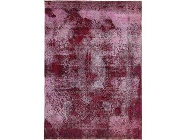 Tapis D'orient Vintage Royal 369x274 Rouge/Violet (Perse/Iran, Laine, Noué à la main)