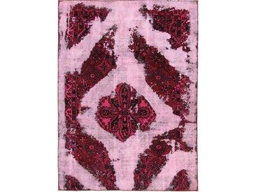 Tapis D'orient Vintage Royal 263x190 Beige/Rose (Perse/Iran, Laine, Noué à la main)