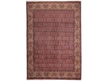 Tapis Bidjar 285x200 Rouille/Violet (Laine, Perse/Iran, Noué à la main)