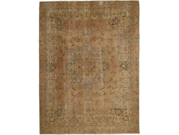 Tapis Vintage Royal 378x279 Marron (Laine, Perse/Iran, Noué à la main)