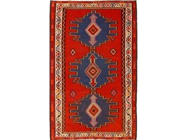 Tapis D'orient Kilim Fars Azerbaijan Antique 285x168 Beige/Marron (Perse/Iran, Laine, Tissé à la main)