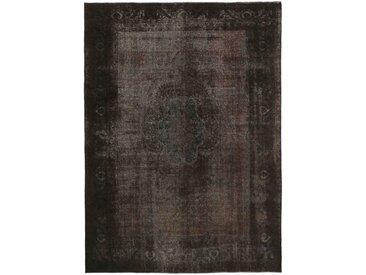 Tapis D'orient Vintage Royal 335x244 Gris Foncé/Marron Foncé (Laine, Perse/Iran, Noué à la main)