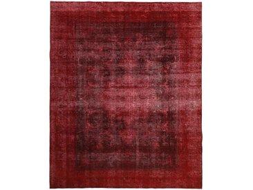Tapis Vintage Royal 315x243 Rouge/Violet (Laine, Perse/Iran, Noué à la main)