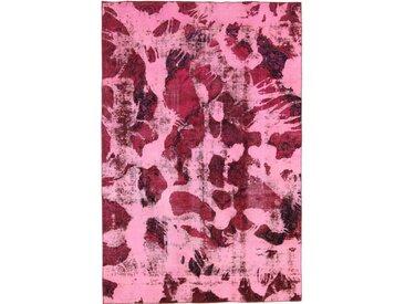 Tapis Vintage Royal 352x232 Rouge/Violet (Laine, Perse/Iran, Noué à la main)