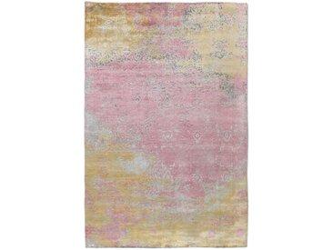 Tapis D'orient Design Loom Impression 301x197 Beige/Rouge (Laine, Inde, Travaux d'aiguille)