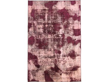 Tapis D'orient Vintage Royal 372x244 Marron Foncé/Rose (Laine, Perse/Iran, Noué à la main)