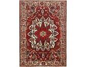 Tapis Tissé à la Main Kilim Fars Azerbaijan Antique 313x220 Rouille/Violet (Laine, Perse/Iran)