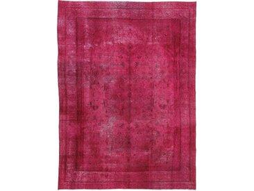 Tapis Persan Vintage Royal 376x274 Vintage Royal Rouge/Rouille (Noué à la main, Perse/Iran, Laine)