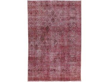 Tapis Vintage Royal 273x181 Rouge/Rose (Laine, Perse/Iran, Noué à la main)