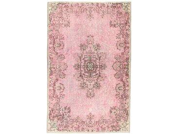 Tapis D'orient Vintage Royal 293x191 Rouge/Rose (Perse/Iran, Laine, Noué à la main)