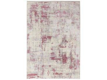 Tapis D'orient Design Loom Impression 237x160 Beige/Rouge (Travaux d'aiguille, Inde, Laine)