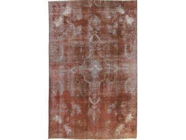 Tapis Vintage Royal 333x211 Gris/Rose (Laine, Perse/Iran, Noué à la main)