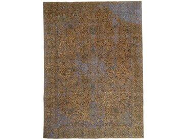Tapis Fait Main Vintage Royal 325x236 Marron (Laine, Perse/Iran)