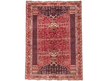 Tapis Ghashghai 266x190 Orange/Rose (Laine, Perse/Iran, Noué à la main)