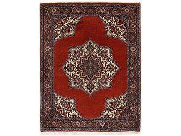 Tapis Fait Main Bidjar 104x86 Beige/Marron (Laine, Perse/Iran)
