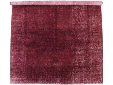Tapis Vintage Royal 382x292 Marron Foncé/Rouille (Laine, Perse/Iran, Noué à la main)