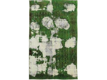 Tapis Vintage Royal 301x183 Gris/Olive Verte (Laine, Perse/Iran, Noué à la main)