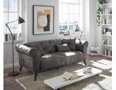 Canapé lit Carey 188x95 cm Graphite 2 places