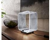 Lampe de table Scatola 23x14x27 cm transparent LED 5W Lampe de table
