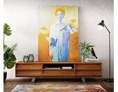 Peinture Doves multicolore 120x170 cm acrylique sur toile