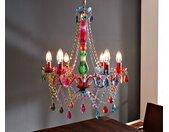 Lampe Gypsy 55 cm Starlight Multi Rainbow Coloré