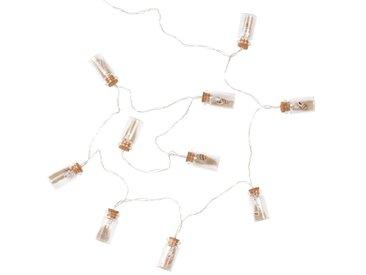 Guirlande lumineuse 10 LED sabliers L124