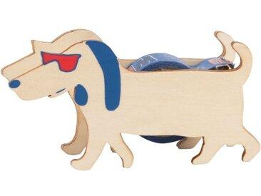 Dévidoir chien avec masking tape