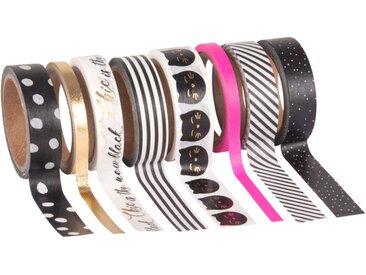 8 masking tape à motifs