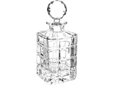 Carafe à whisky en cristal TIMES SQUARE