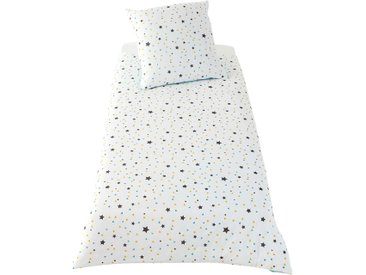Parure de lit enfant 140x200 en coton GRAPHIKIDS
