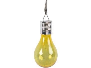 Ampoule solaire LED jaune
