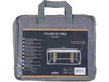 Housse de protection pour table de jardin 151x251 Sunlight