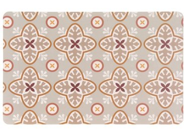 Sets de table motifs carreaux de ciment (x4)