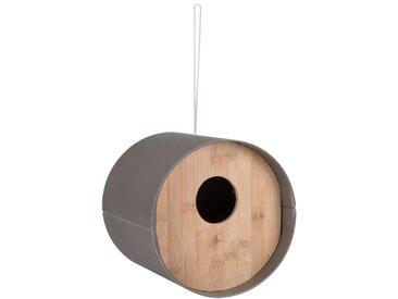 Nichoir à oiseau en bambou