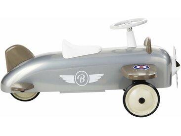 Porteur avion en métal gris