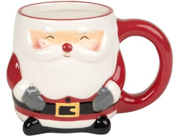 Mug Père Noël en faïence