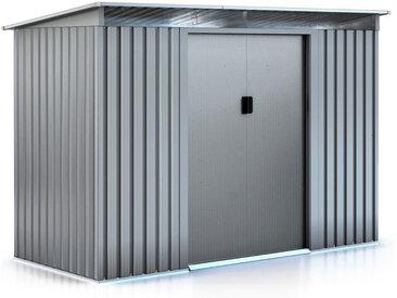 Abri de jardin métal Texas - 3,15 m²