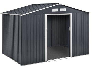 Abri de jardin métal Vegas - 5,29 m²