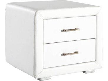Chevet Lola - 49 x 37 x 44.5 cm - Blanc