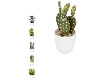Plantes artificielles en pot  OCACTUS modèle au choix